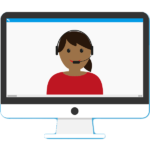 Online learning pictures